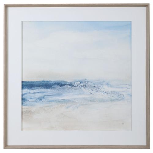 Uttermost Surf And Sand Framed Print