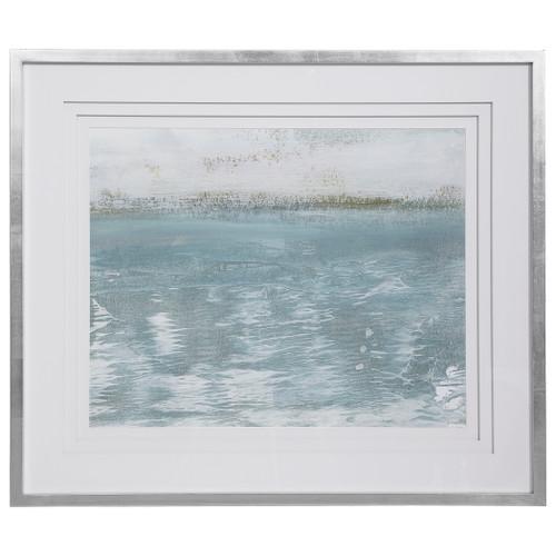 Uttermost Sailing On Framed Print
