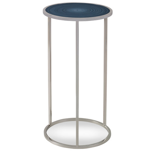 Uttermost Whirl Round Drink Table
