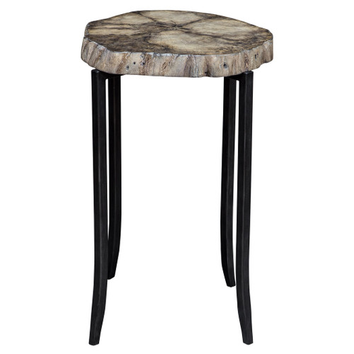 Uttermost Stiles Rustic Accent Table