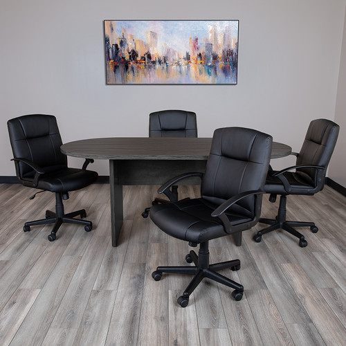 Classic Conference Table and Chair Bundle