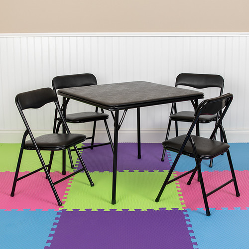 Fully Assembled Kids Table and Chair Set