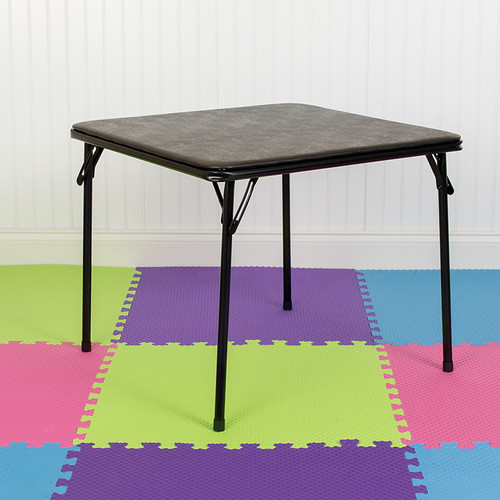 Multipurpose Kids Folding Table for eating and activities
