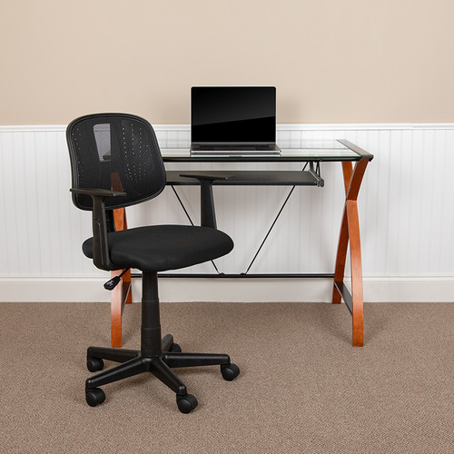 Modern Office Chair with T-Arms