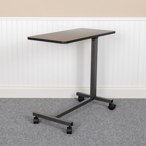 Space Efficient Hospital Bed Table