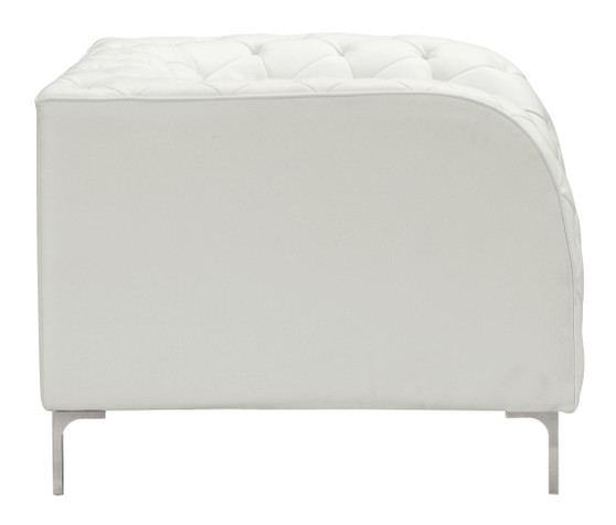 Providence Arm Chair White