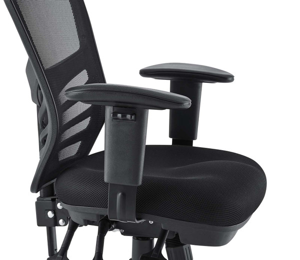 Articulate Mesh Office Chair Black EEI-757-BLK