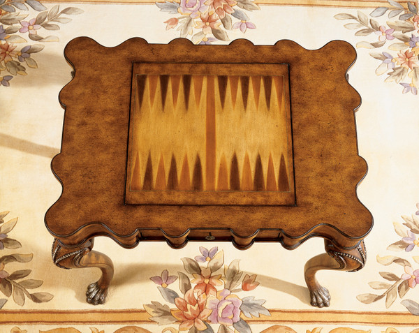 Butler Bianchi Traditional Game Table