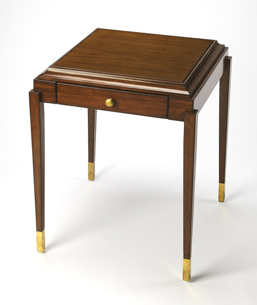 Butler Adrian Antique Cherry Game Table