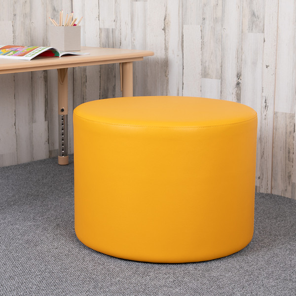 Modular Ottoman for Classrooms, Media Centers, Libraries, Offices