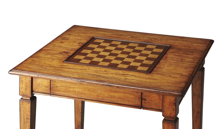 Butler Breckinridge Rustic Game Table