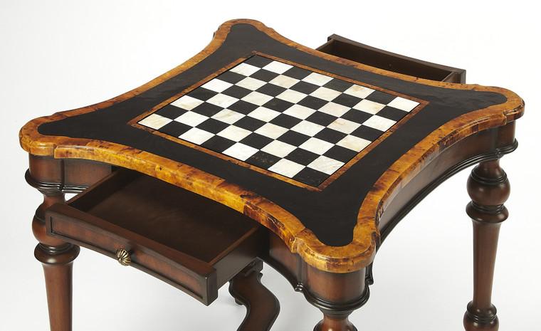 Butler Enrique Stone Game Table
