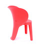 Design Lab MN LS-9606-RED Elephant Red Kids Chair Set of 4