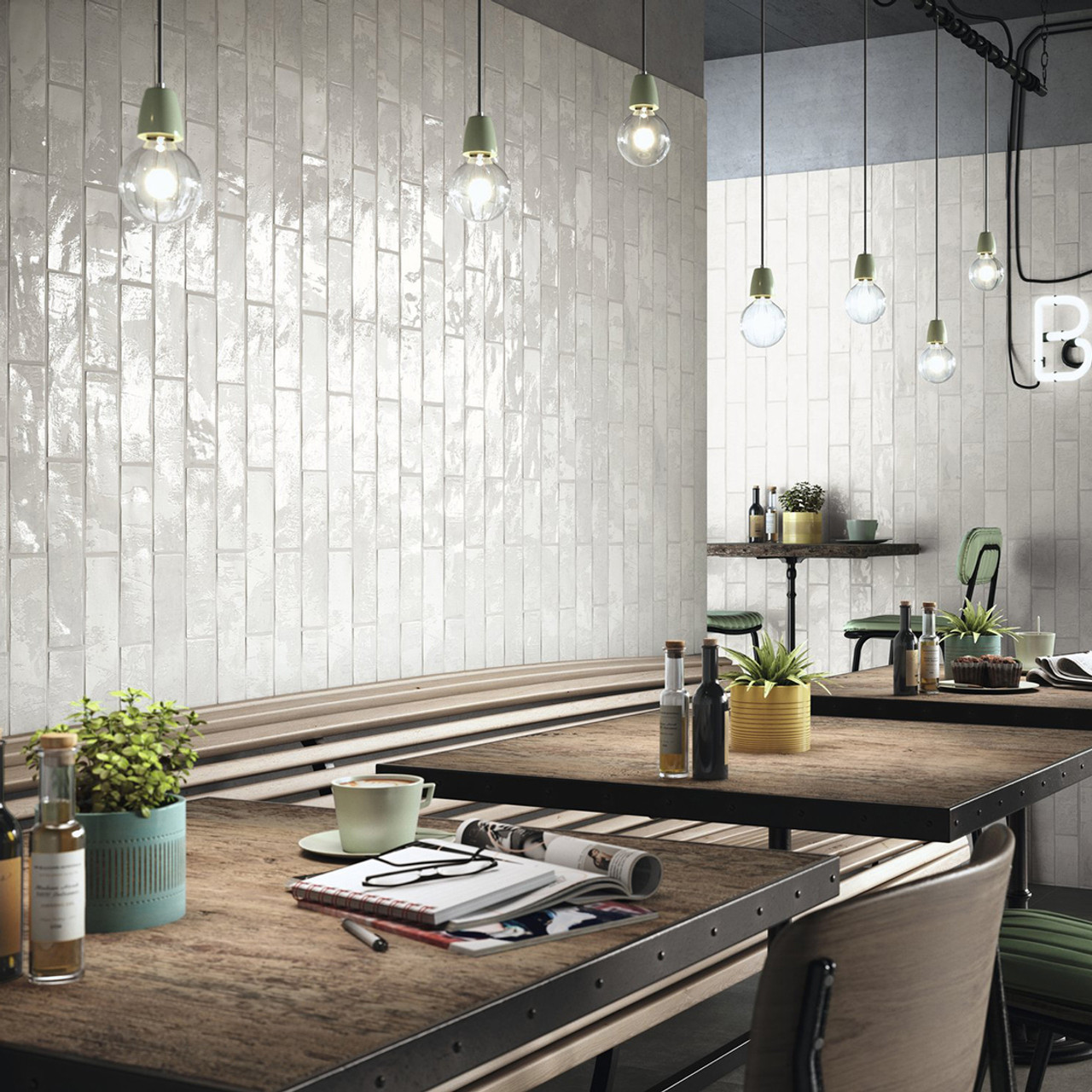 Snap Spanish Ceramic Wall Tiles In Liverpool
