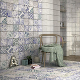 Reduced to Clear - Patterned Porcelain Tiles