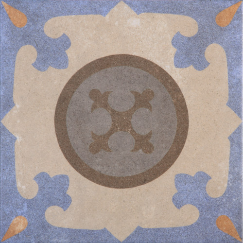 Porcelain Retro 06 Tiles