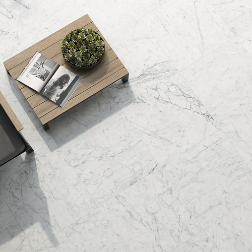 Marble Effect Polished Tiles