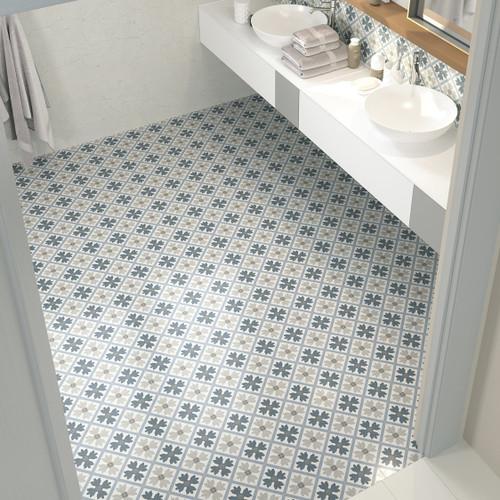 Patterned Porcelain Tiles in Liverpool