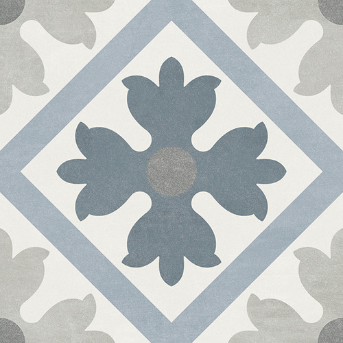 Patterned Porcelain Tiles in Liverpool