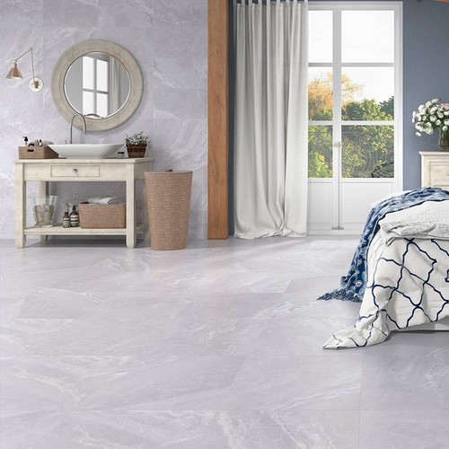 Grey Porcelain Tiles