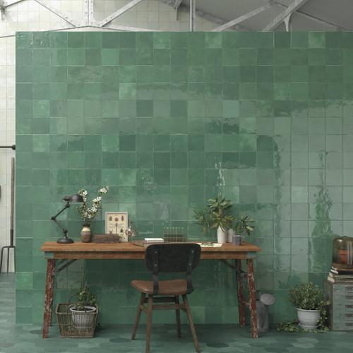 Turquesa Ceramic Wall Tiles Liverpool