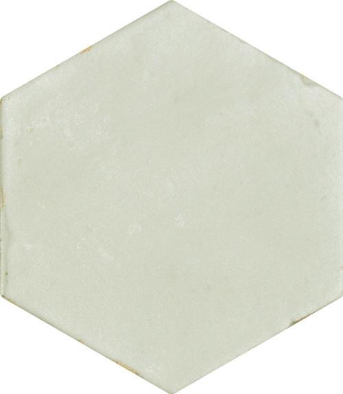 Aqua Hexagonal Porcelain Tiles in Liverpool