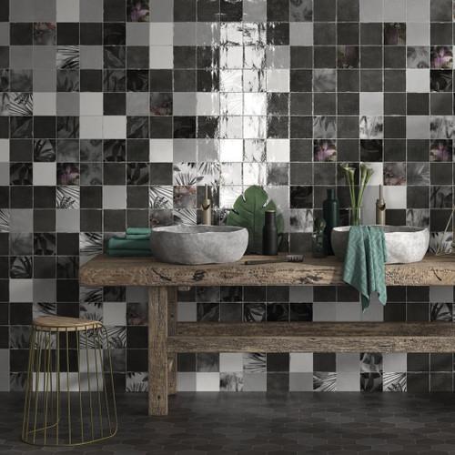 Kasbah Grey Ceramic Tiles Liverpool