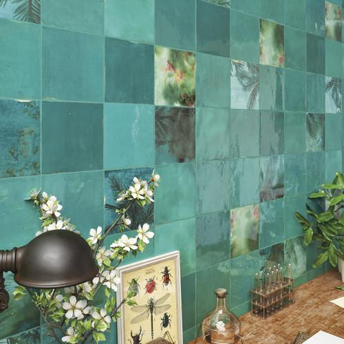 Kasbah Turquesa Ceramic Tiles Liverpool
