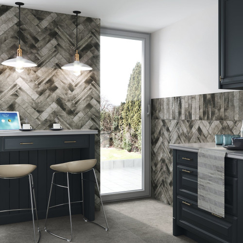 Graphite Wall Tiles Liverpool