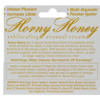 Horny Honey Arousal Cream Details