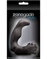 Renegade Silicone Vibrating Prostate Massager