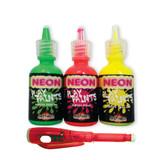 Neon Body Paints