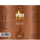Sizzle Lips Warming Lubricant Ingredients