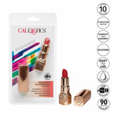 Calexotics Hide & Play Rechargeable Lipstick Vibe