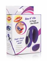 Blow N' Vibe Oral Vibrator