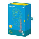 Satisfyer Lolli Plug 2 - Ice Blue - Box