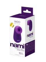 VeDo Nami Rechargeable Sonic Vibe Box
