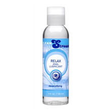 Relax Anal Lubricant with Lidocaine 2%