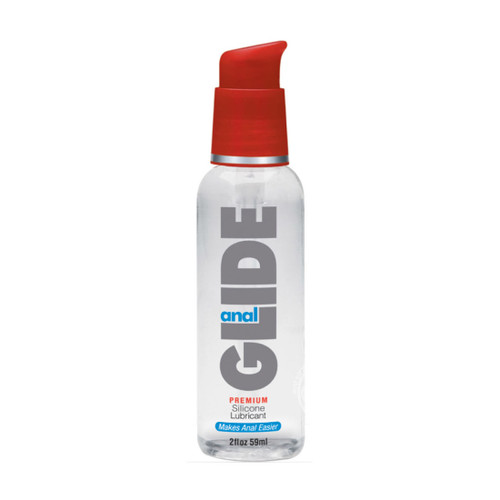 Anal Glide Premium Silicone Based Lubricant