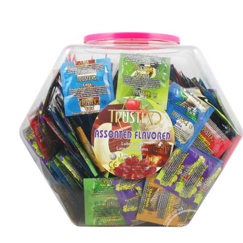 Trustex Flavored Condoms