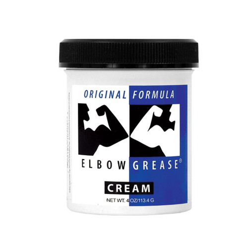 Elbow Grease Original Cream - 4 oz Jar