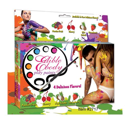 Edible Body Paint