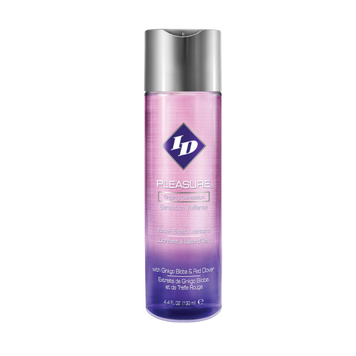 ID Pleasure Tingling Sensation Water Based Lubricant