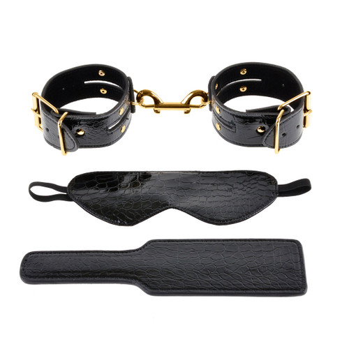 Fetish Fantasy Gold Sub & Dom Bondage Kit