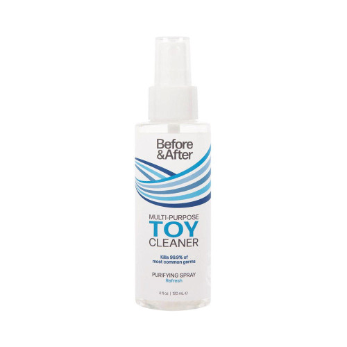 Before & After Anti-Bacterial Toy Cleaner Clean - Spray