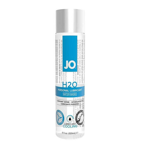 System JO Water-Based Cooling Personal Lubricant