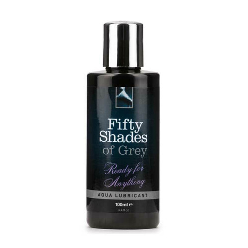 Fifty Shades Water-Based Lubricant