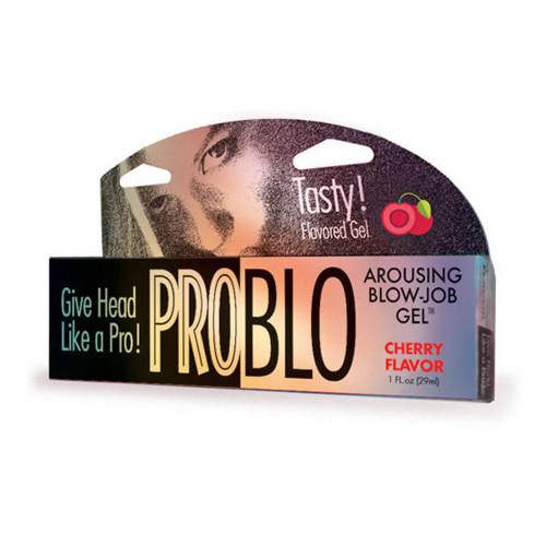 Problo Oral Pleasure Gel - Cherry