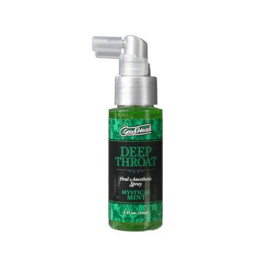 GoodHead Deep Throat Spray Mystical Mint 2 ounces