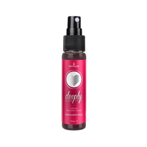 Deeply Love You Throat Relaxing Spray - Cinnamon Roll